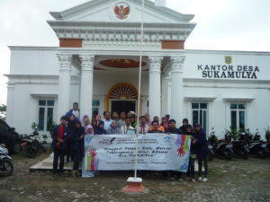 KKN PENA UIN di Desa Sukamulya Bogor
