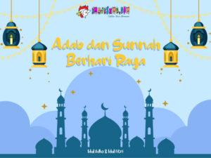 Adab dan Sunnah Berhari Raya