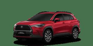 Spesifikasi & Harga Mobil Toyota All New Corolla Cross 2020